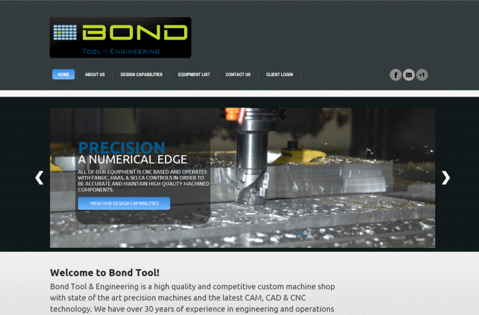 Bond Tool & Engineering