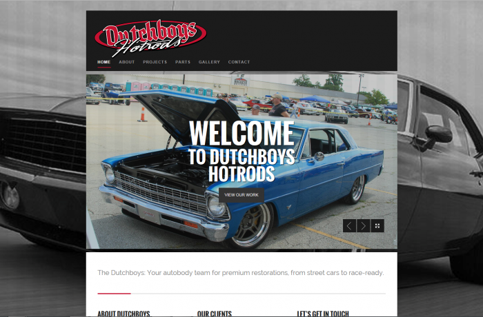 Dutchboy Hotrods